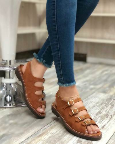 Summer Daily Sandals