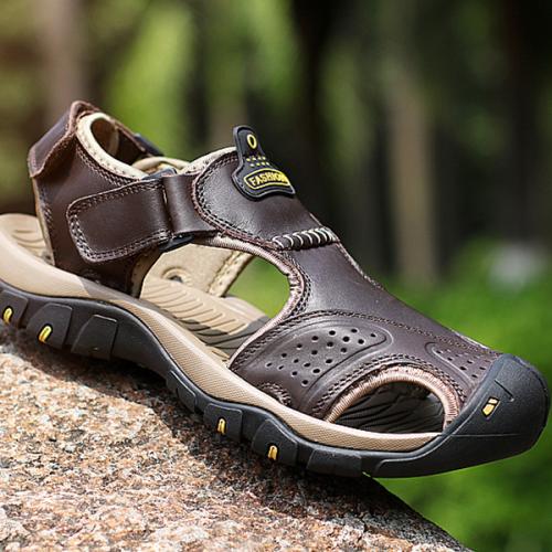 Men's Casual Beach Soft Sandals