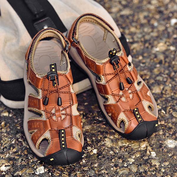 Men's Casual Beach Fashion Soft Sandals