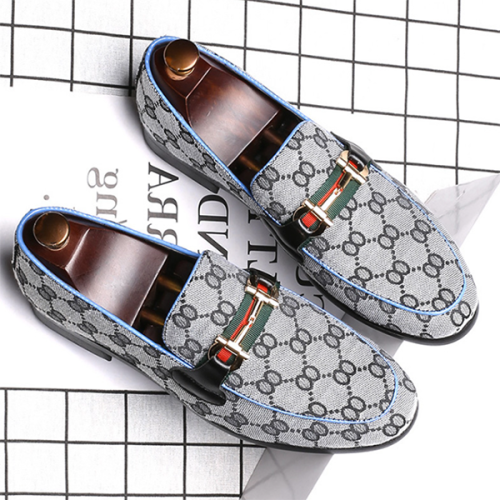Genuine Leather Men Casual Fashion Shoes