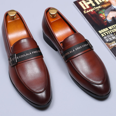 Men's Handmade Fashion  Leather Shoes