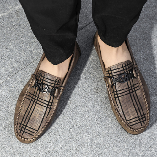 Men's Summer New Casual Leather Shoes