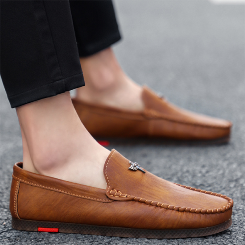 New Style Cold Sticky Lightweight One-step Casual Men's Shoes
