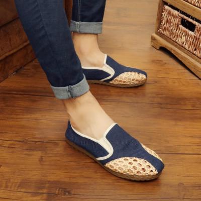 Men's Summer Linen  Casual Shoes