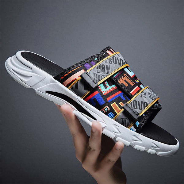 Summer New Style Camouflage Casual Men's Shoes