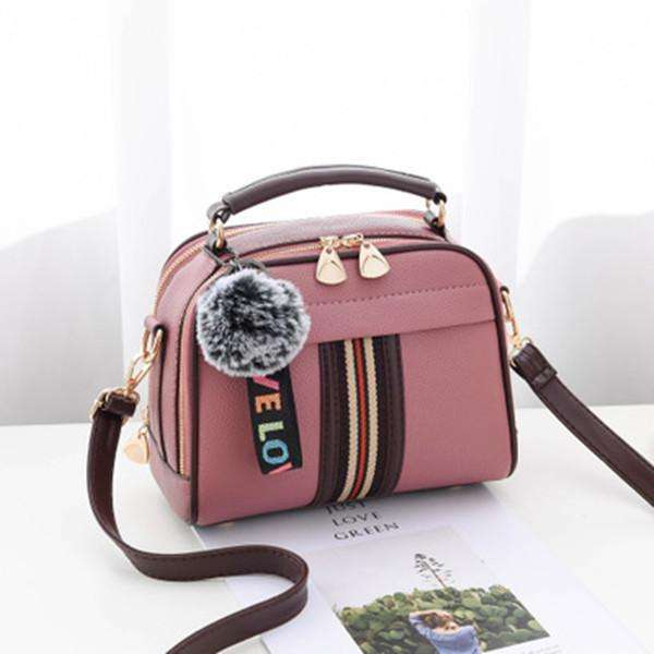 Girls Small Classy Boston Fashion Handbag