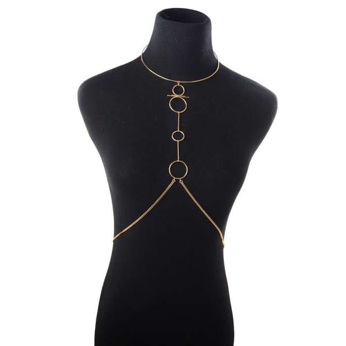 Jewelry-Sexy Girl Cross-border Chain Necklace