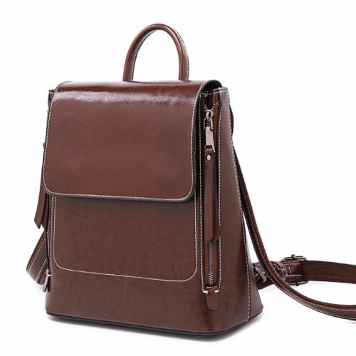 Lokeeda Bag: 2020 New And Fashional Woman Retro Backpack