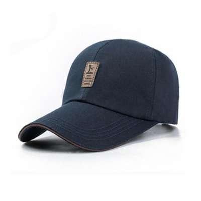Cotton Baseball Cap Golf Snapback Outdoor Sports Sunscreen Hats