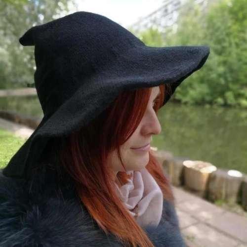 Modern Witch Hat