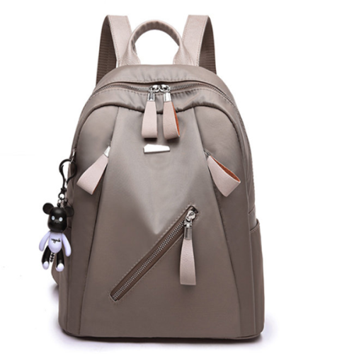 Women Casual Oxford Backpack Multi-function Shoulder Bag