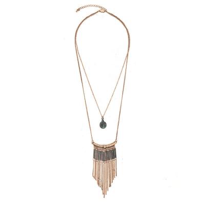 Women's Vintage Multi-layer Necklace