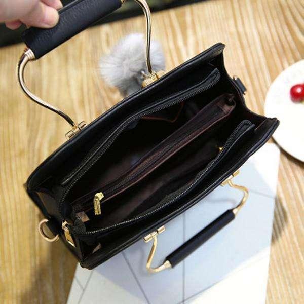Women's Handbag Ladylike Fashion Casual Versatile Bag