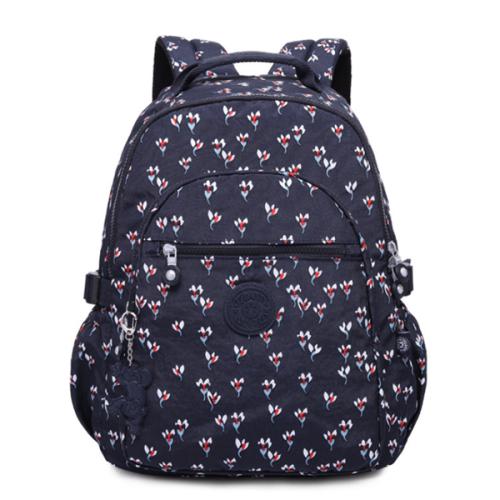 Nylon  Backpack Outdoor Travel Student Bag