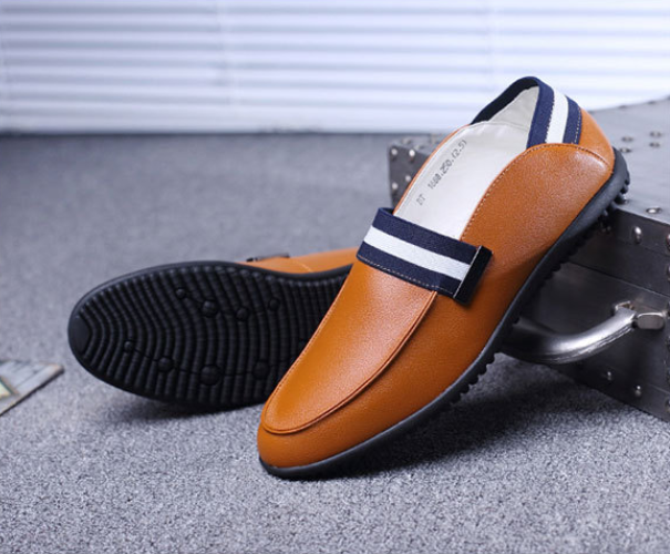 Men's Business Casual Leather Shoes