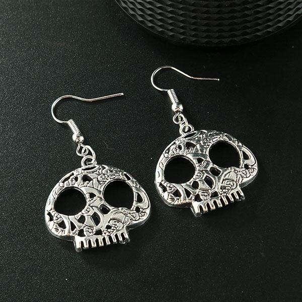 Halloween Feature Alloy Drop Earrings