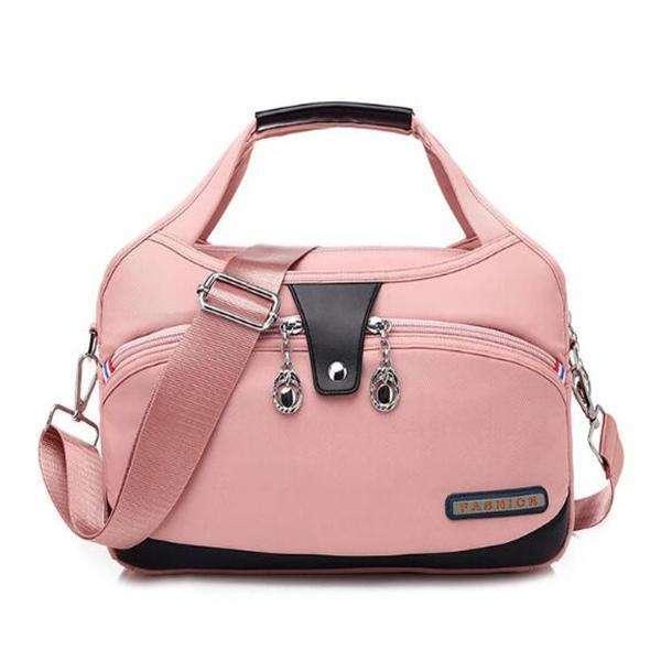 Anti-theft Nylon Waterproof Women Capacity Handbag