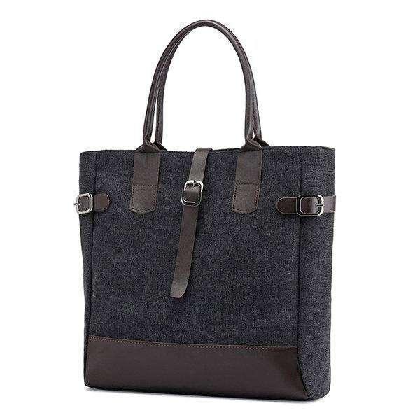 KVKY Canvas Handbag