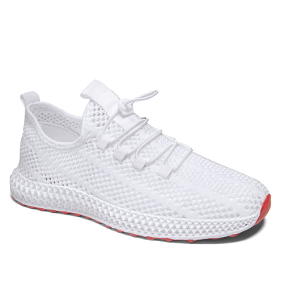 Men's New Summer Solid Color Casual Sports Shoes