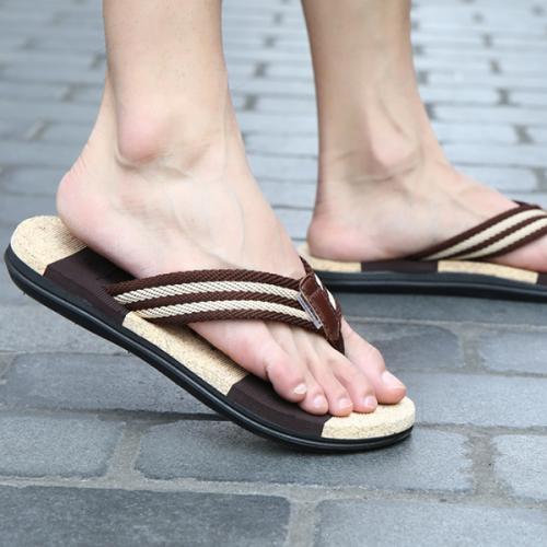 New Summer Eva Men's Flip Flops