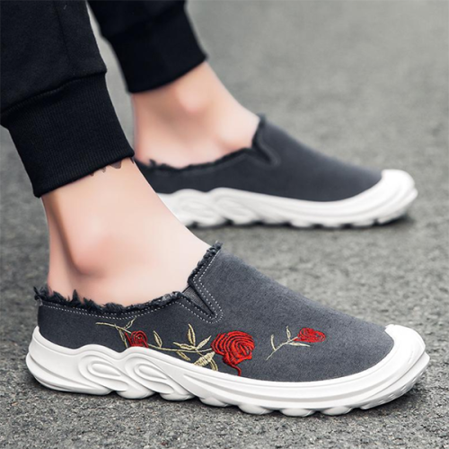 Trendy Men's Summer Thin Men's Casual Shoes