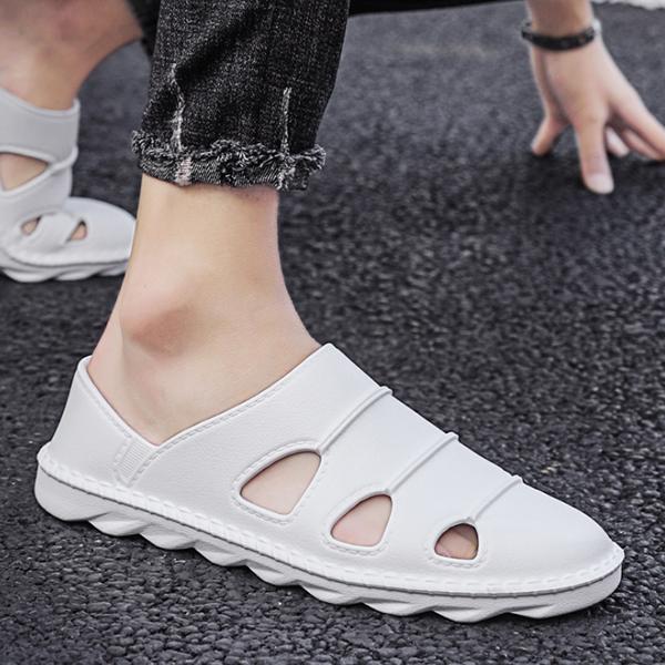 Summer Anti-skid Nostalgic  Men's Sandals