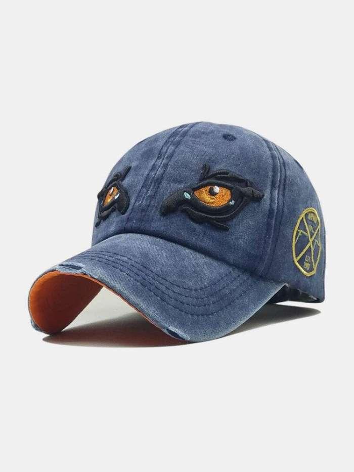 Men's Knitted Hat With Velvet Padded Wool Beanie Hat