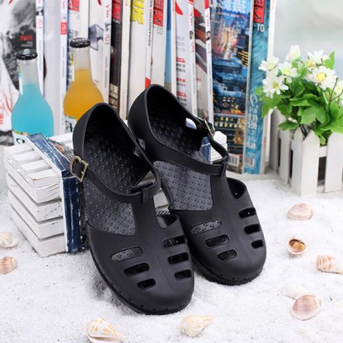 Summer Anti-skid Nostalgic Retro Men's Sandals