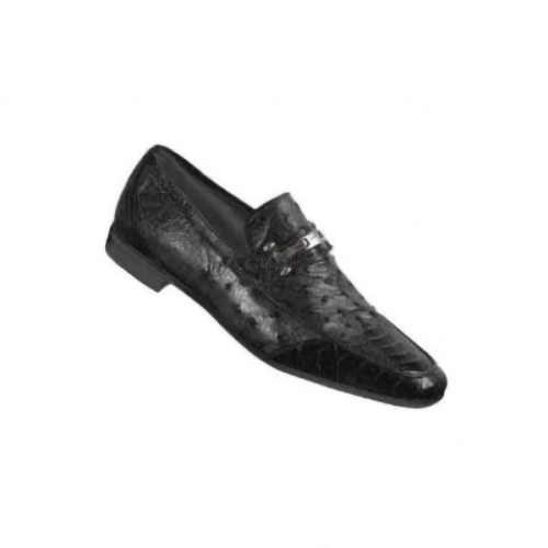 Men's Color Matching Casual Business Leather Shoes