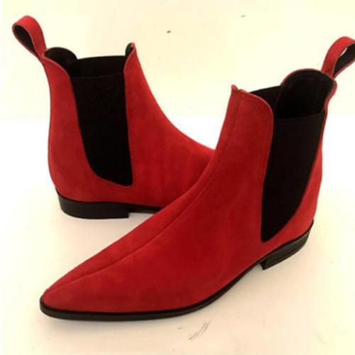 New Style Men's Shoes Fashion Low-cut Casual Men's Boots