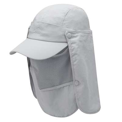 Cover Face Visor Sun Hat Summer Quick-drying Cap Breathable Hat