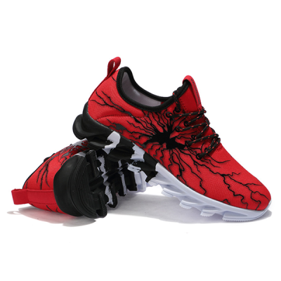Summer Men's Running Mesh and Breathable Casual Sneakers