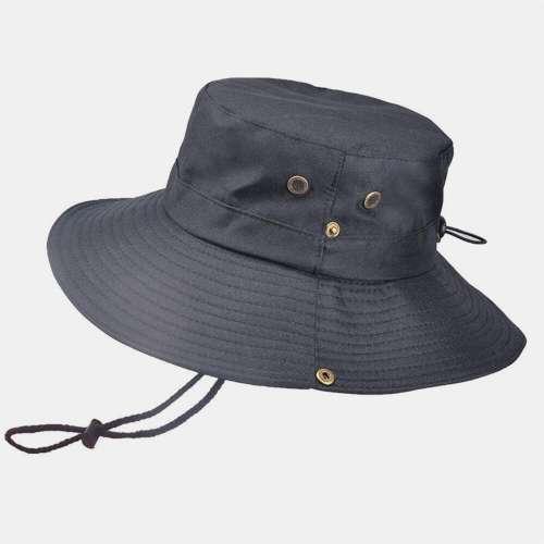 Men Washed Cotton Baseball Cap Outdoor Sunshade Adjustable Hats