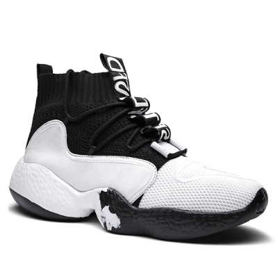 Fashion Mid-cut Comfortable and Trendy Casual Sneakers Shoes