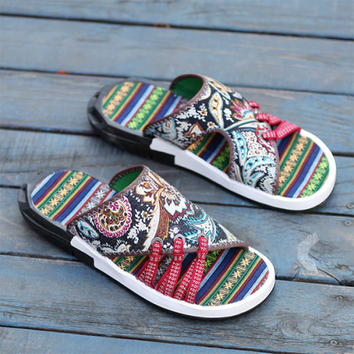 Summer Men's Fashion Casual Beach Shoes New Sandals