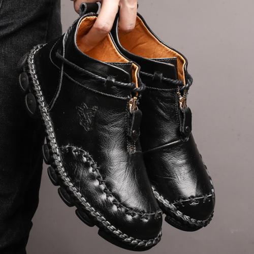 Men's Casual Fashion  Men's Martin Boots