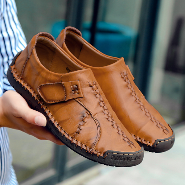 New Men's Handmade Casual Sports Shoes