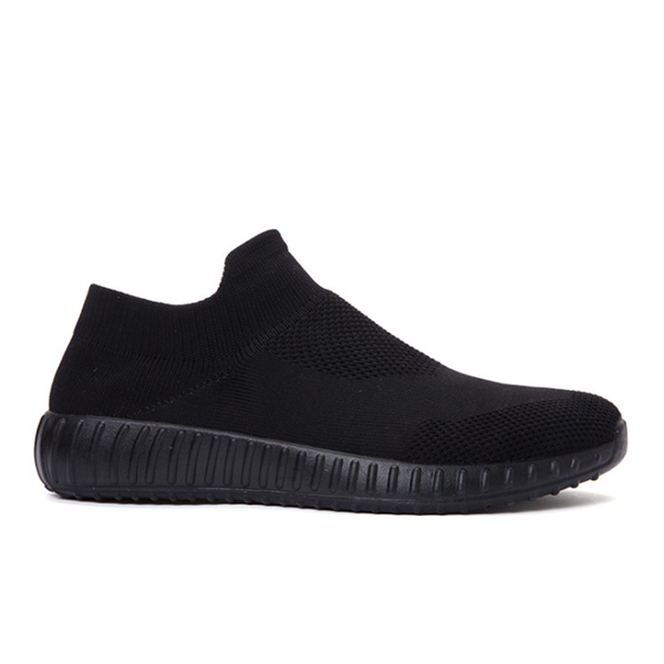 Knitted Casual Light Running Breathable Men's Shoes