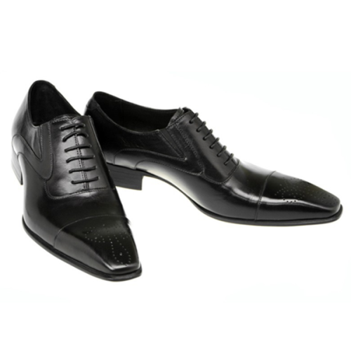 Fashion Business Formal Wear Casual Leather Men's  Shoes