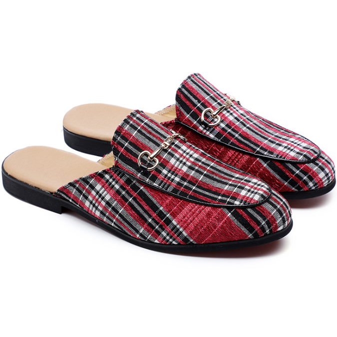 Summer Flat-bottomed Casual Sandals Without Heels