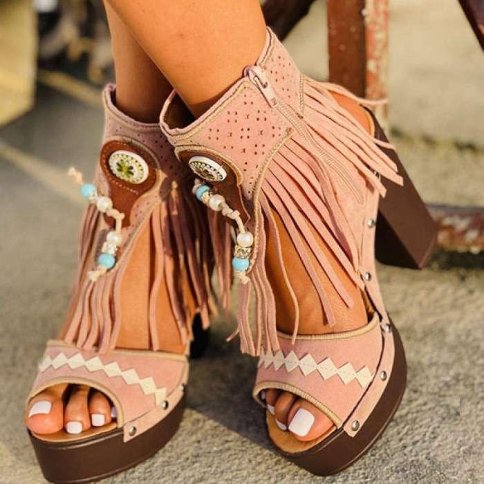 Women's Vintage Sop Roman Sandals