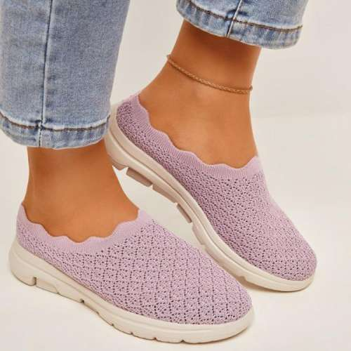 Women's Mesh Breathable Flying Woven Sandals