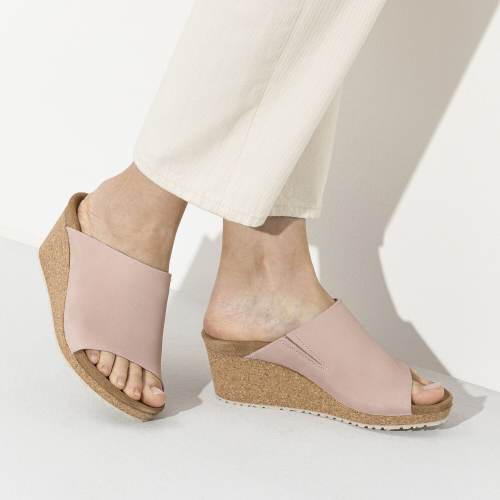 Women'S Comfort Suede Leather Wedge Shoes