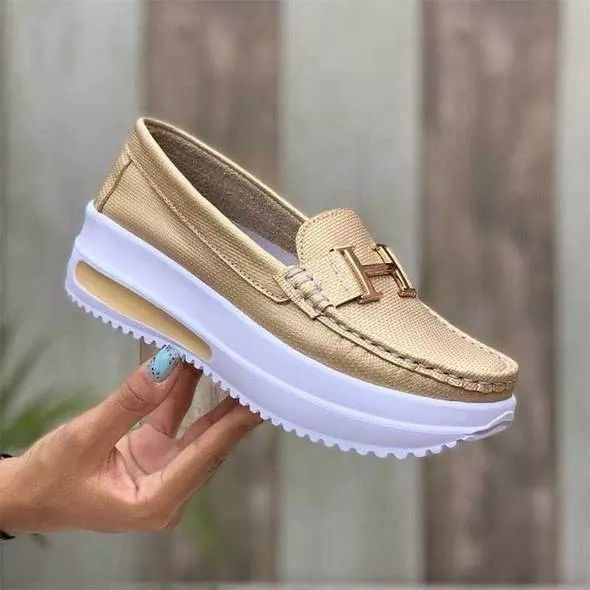 Women's Fashionable Soft Sole Handmade Casual Shoes(Buy 3+ Get 10%OFF🔥🔥)