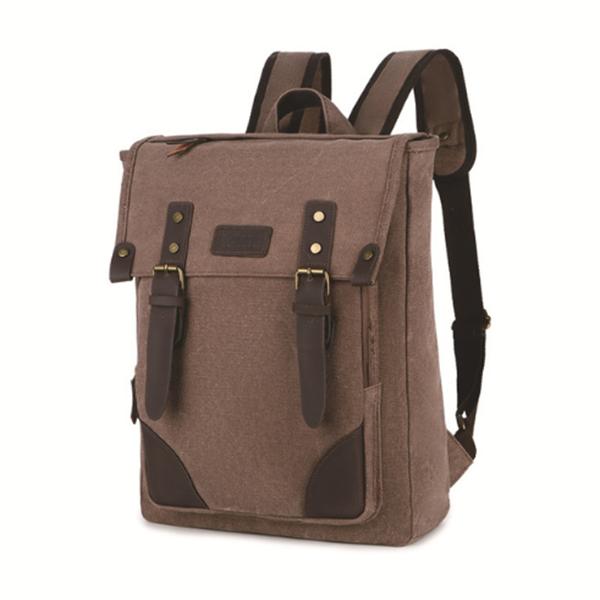 Retro Backpack Fashion Canvas Outdoor Travel Messenger Bag
