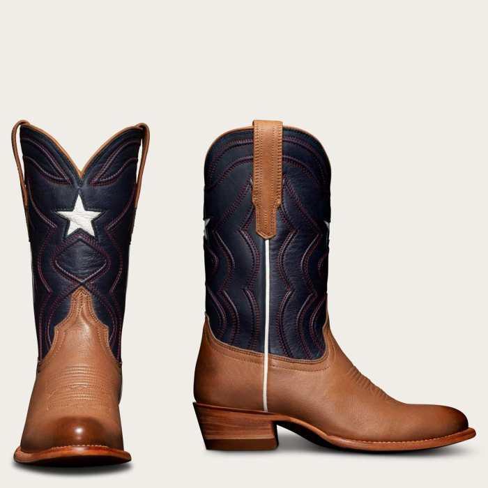 Men's Limited Edition Patriotic Cowboy Boot