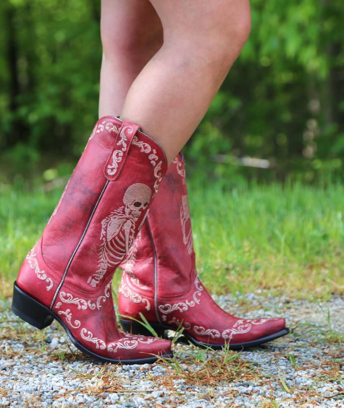 👻Halloween🎃hot sale Old Gringo Ladies High Boots