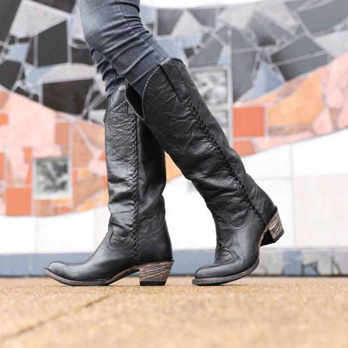 Women Casual Winter Mid Calf Boots