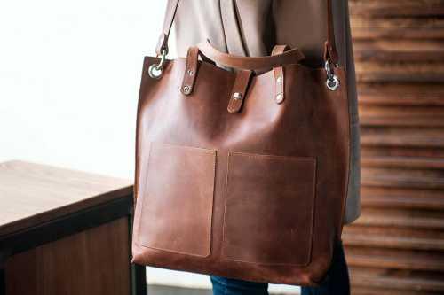Vintage Soild Pocket Front Magnetic Button Design Detachable Shoulder Strap Shoulder Bag Handbag
