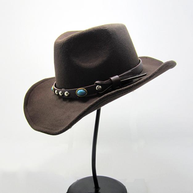 Western Cowboy Riding Hat